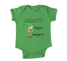 Elf - Mummy's Little Helper One Piece - Short Sleeve