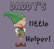 Elf - Daddy's Little Helper Kids Tee