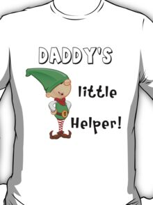 Elf - Daddy's Little Helper T-Shirt