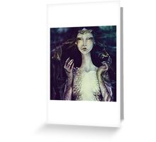 Nymphs: Fideal Greeting Card