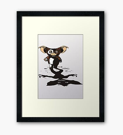 Midnight Snack Framed Print