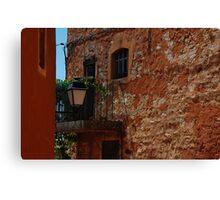 Roussillon Textures Canvas Print