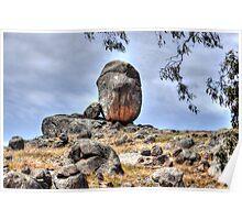 A rock Poster