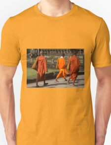 Walking to the Temple T-Shirt