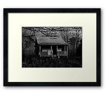 86 Hammonds Plains Road Framed Print