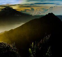 Volcano by misterhan