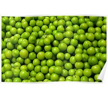 Green Plums  Poster
