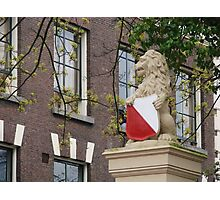 The Symbol of Utrecht Photographic Print