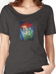 Enchanted Mermaid Women's Relaxed Fit T-Shirt
