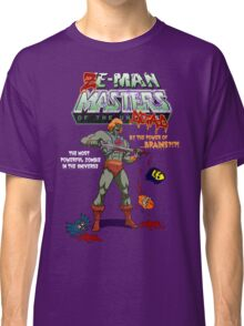 The Most Powerful Zombie in the Universe.... Classic T-Shirt