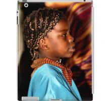 Young Somalian Girl iPad Case/Skin