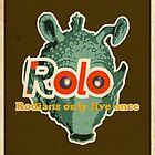 ROLO (Rodians Only Live Once by Geekleetist