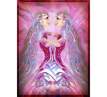 Love within a mystical Consciousness Photographic Print