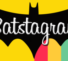 Batstagram Sticker