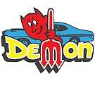 Dodge Demon by tanyarose