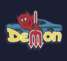 Dodge Demon One Piece - Short Sleeve