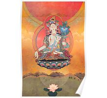 Tara Meditation Poster