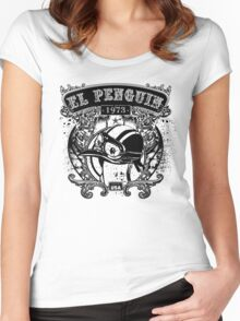 El PENGUIN 1973 -MADE IN THE USA Women's Fitted Scoop T-Shirt