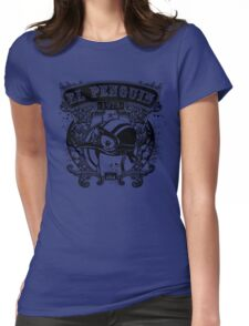 El PENGUIN 1973 -MADE IN THE USA Womens Fitted T-Shirt