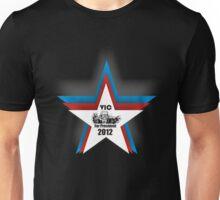 Megadeth Vic For President 2012 Unisex T-Shirt
