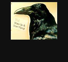 Bird Notes: Yo! Wake Up! Unisex T-Shirt