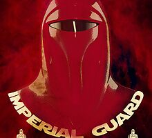 Imperial Guard by Geekleetist