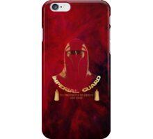 Imperial Guard iPhone Case/Skin