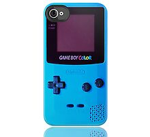 iPhone case Gameboy for iPhone4 (link below for 5) by Nicklas81