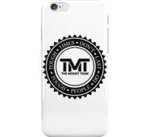 TMT floyd mayweather iPhone Case/Skin