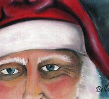 Father Christmas by BellaHamblin