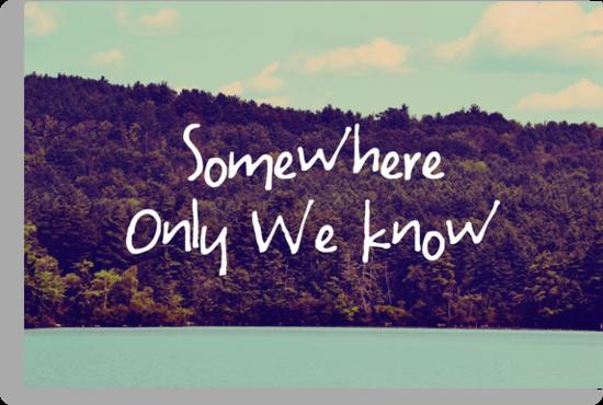Somewhere by Vintageskies
