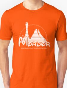Disney Mordor T-Shirt