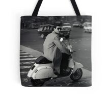 Scooterman Rome Tote Bag