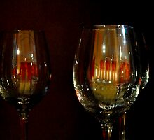 Wine Glasses by Al Bourassa