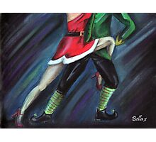 Strictly Christmas Photographic Print