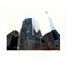 Facades #1 Art Print