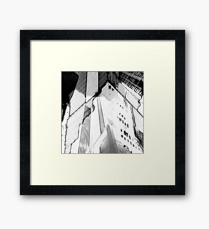 Facades #2 Framed Print