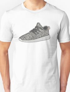 Yeezy Boost 350 TURTLE ad T-Shirt