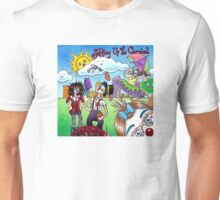 Setting up the Carnival Unisex T-Shirt