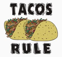Cinco de Mayo Tacos Rule One Piece - Long Sleeve