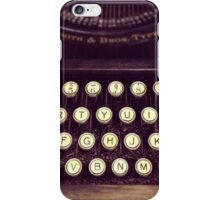 Text Me iPhone Case/Skin