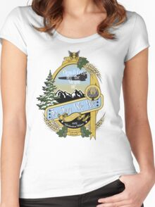 So Say We Ale Women's Fitted Scoop T-Shirt