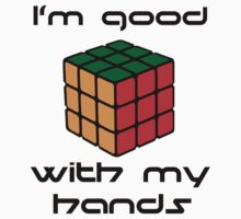 Rubix Cube - Good with my hands Kids Clothes