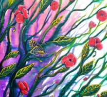 Morning Breeze - Flowers Sticker