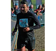 Simon Norris - Hell Runner Up North 2012 - Delamere Forest Photographic Print