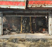 Fallout 4 Teaser  by SergioIkari