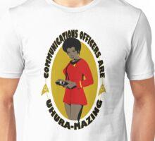 Uhura-mazing Unisex T-Shirt