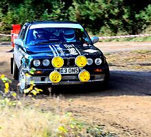 BMW No 126 by Willie Jackson