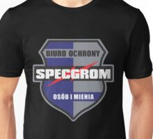 top Specgrom Gdynia security Unisex T-Shirt