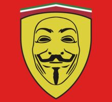 Anonymous (ferrari edition) by Thomas Jarry